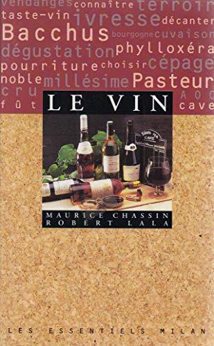 9782841135868: Le vin