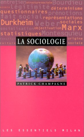 9782841136131: Sociologie (la)