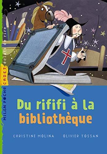 9782841138982: Du rififi à la bibliothèque