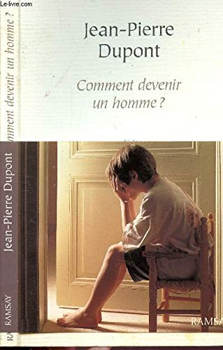 9782841141395: Comment devenir un homme? (French Edition)