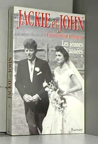 9782841142248: JACKIE ET JOHN T01 LES JEUNES ANNEES (Ramsay document)