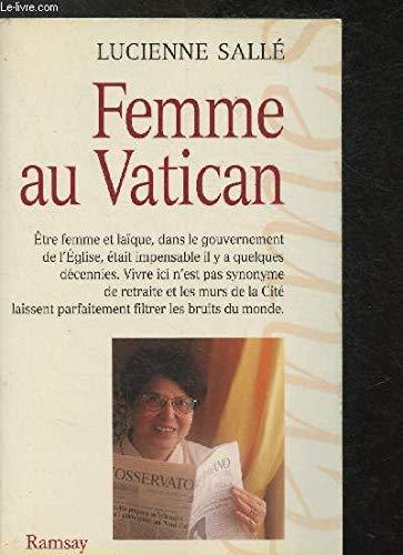 9782841142422: Femme au vatican