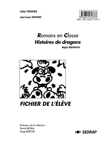 Histoires de dragons (French Edition): SEDRAP