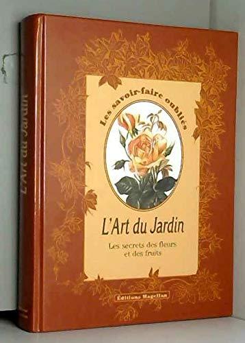 9782841211036: L'Art du jardin