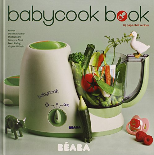 9782841232673: Beaba Babycook Recipe Book - English