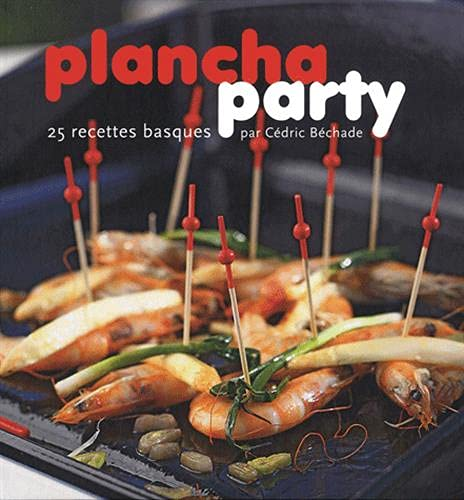 9782841232796: Plancha party (French Edition)