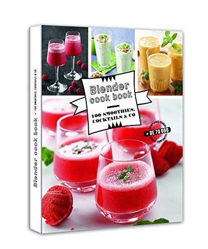 9782841237340: BLENDER COOK BOOK - 100 SMOOTH