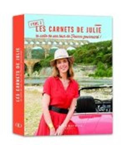 9782841237364: Les carnets de Julie : Tome 2 : La suite de son tour de France gourmand !