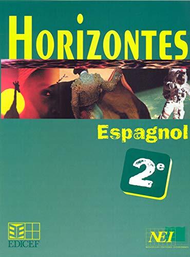 9782841296590: Horizontes, Espagnol 2nde