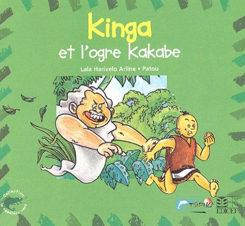 9782841297344: Kinga et l'ogre Kakabe