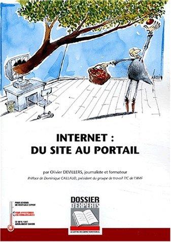 9782841304530: Internet : Du site au portail