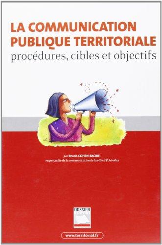 9782841305421: La communication publique territoriale (French Edition)