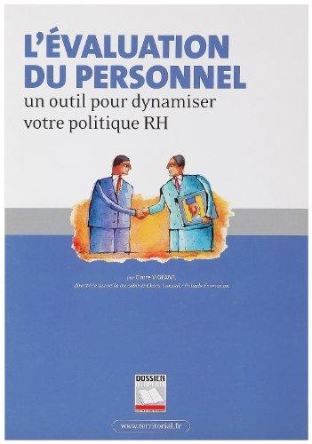 9782841305438: L'évaluation du personnel (French Edition)