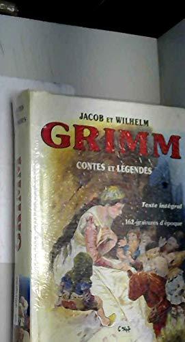 Contes et Legendes: Texte Integrale: Grimm, Jacob et