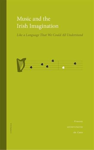 9782841334292: Music and the irish imagination