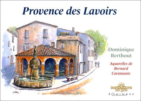 9782841351770: Provence des lavoirs (Impressions du)
