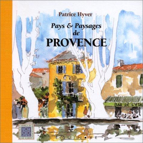 9782841353200: Pays & Paysages de Provence