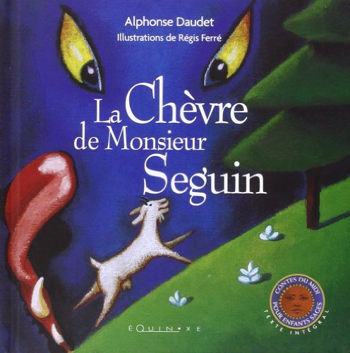 9782841354191: Chèvre de Monsieur Seguin