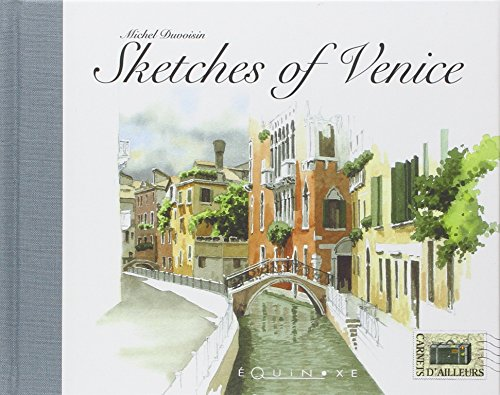 9782841354962: Sketches of Venice