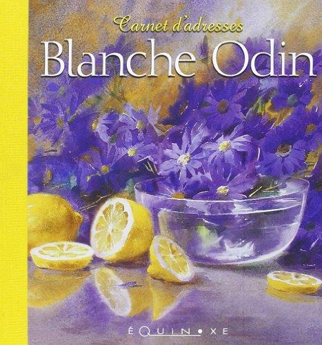 9782841357765: Carnet d'adresses jaune blache odin