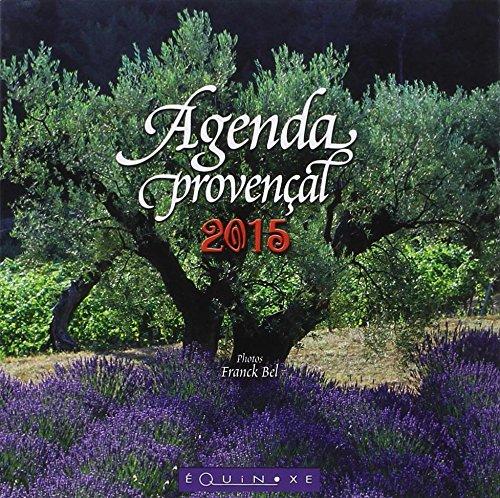 9782841358595: Agenda Provencal 2015 Lavande Pt Format