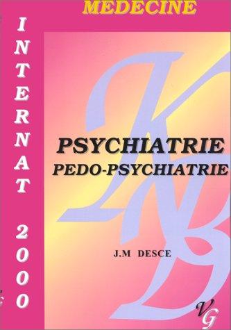 9782841362295: INTERNAT NOUVEAU PROGRAMME PSYCHIATRIE