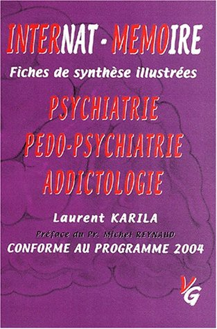 9782841363445: Psychiatrie-P�do-psychiatrie-Addictologie