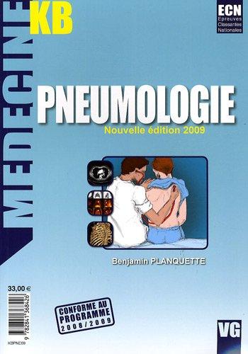 9782841368426: Pneumologie