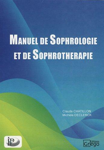 9782841369508: manuel sophrologie et de sophrothérapie