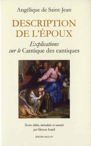 Description de l'époux: Saint-Jean, Ang�lique de