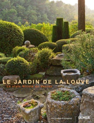 9782841384075: Jardin de la louve et le style Nicole