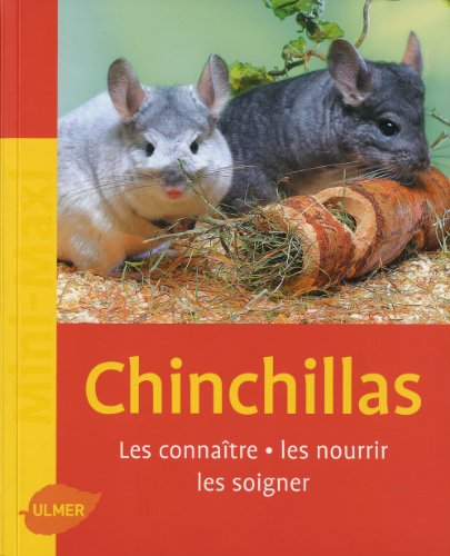 Chinchillas [nouvelle édition]: Schmidt-Röger, Heike