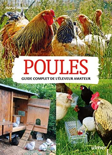 Poules : Guide complet de l'éleveur amateur