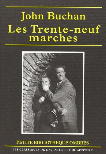 9782841421909: les trente-neuf marches