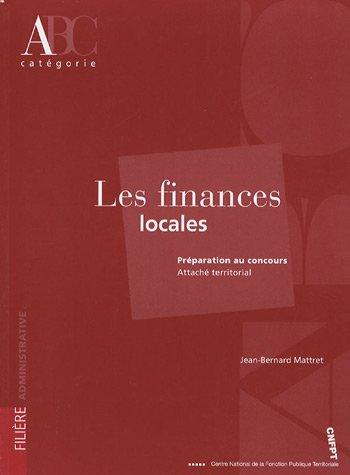 9782841432790: Les finances locales