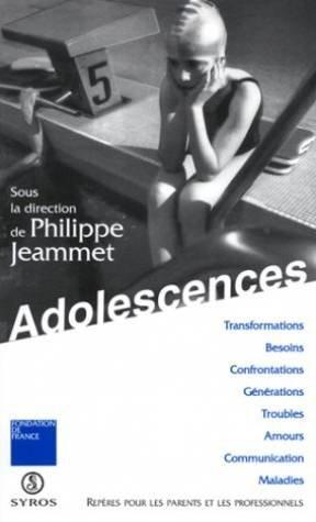 9782841463824: ADOLESCENCES. Repères pour les parents et les professionnels
