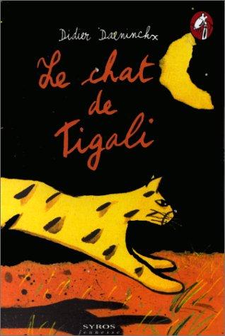 9782841464050: Le chat de Tigali