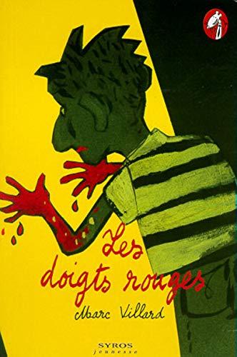 9782841464203: Les doigts rouges (Mini souris)