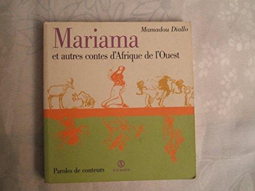 9782841465804: Mariana et autres contes d'Afrique de l'Ouest