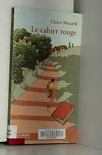 9782841468492: Cahier rouge
