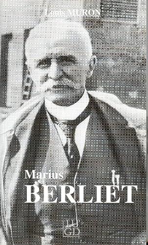 9782841470228: Marius Berliet: 1866-1949 (French Edition)