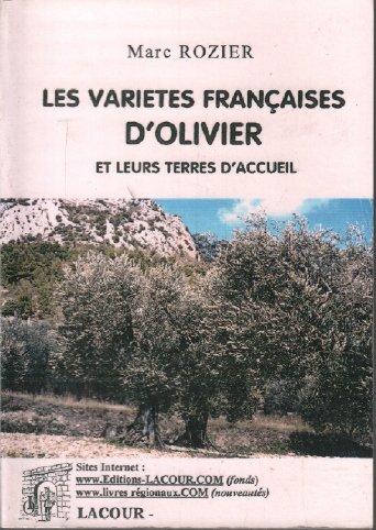 9782841490882: LES VARIETES FRANCAISES D'OLIVIER