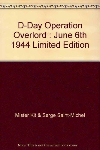 Mister Kit & Serge Saint-Michel Present D-Day: Serge Saint-Michel