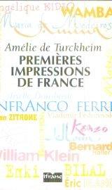 Premières impressions de France (entretiens) [Jan 01,