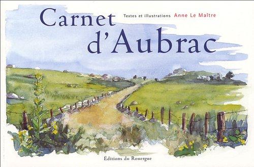 9782841566471: Carnet d'Aubrac