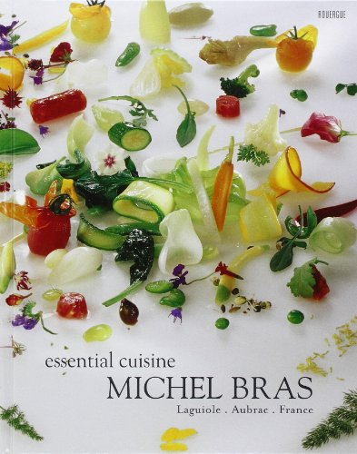 Michel Bras Essential Cuisine: Laguiole, Aubrac, France (2841569357) by Michel Bras
