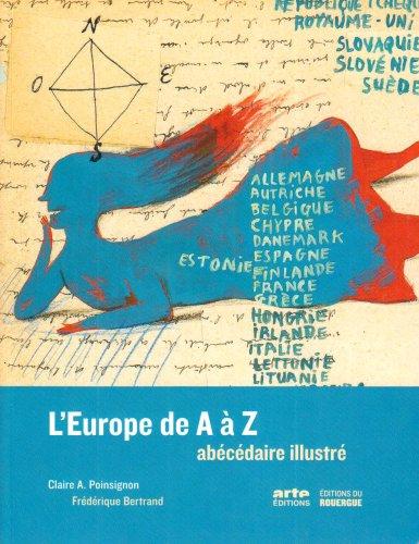 9782841569618: L'Europe de A à Z : Abécédaire illustré