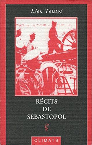 9782841580422: Recits de sebastopol (French Edition)