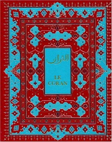 Le Saint Coran ( bilingue français arabe,: Pesle; Tidjani