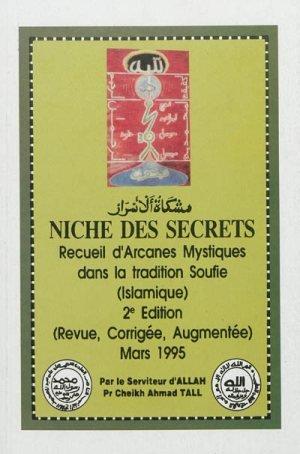 9782841610846: Niche des secrets